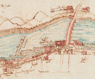 L'Arno, prosperità e distruzione
