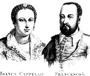 Bianca and Francesco: their marriage and the mystery of their death