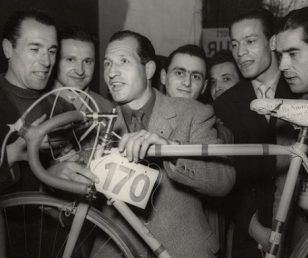THE 100th GIRO D'ITALIA pays tribute to Gino Bartali