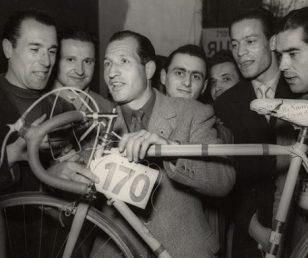 THE 100th GIRO D'ITALIA pays tribute to Gino Bartali
