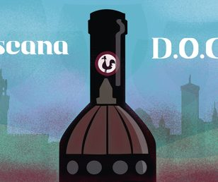 Tuscany. Homeland of wine, invents the first D.O.C.