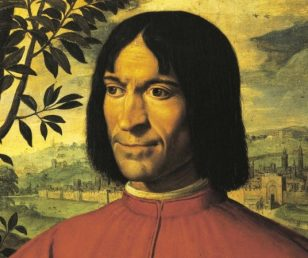 Lorenzo de' Medici, not only the magnificent
